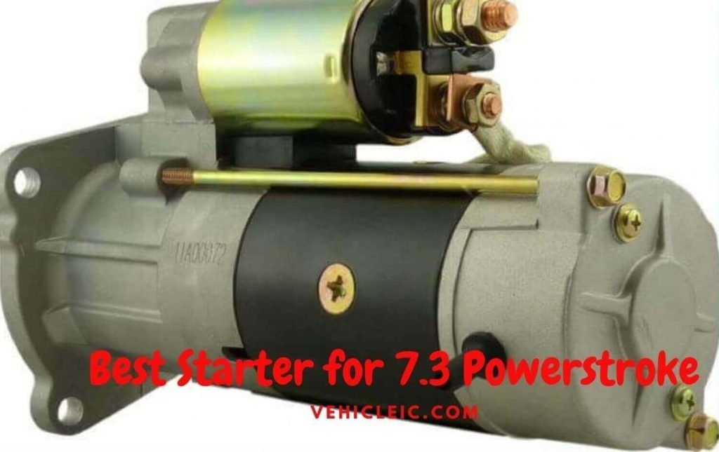 Best Starters for 7.3 Powerstroke